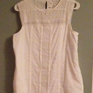 Gap sheath cotton dress.